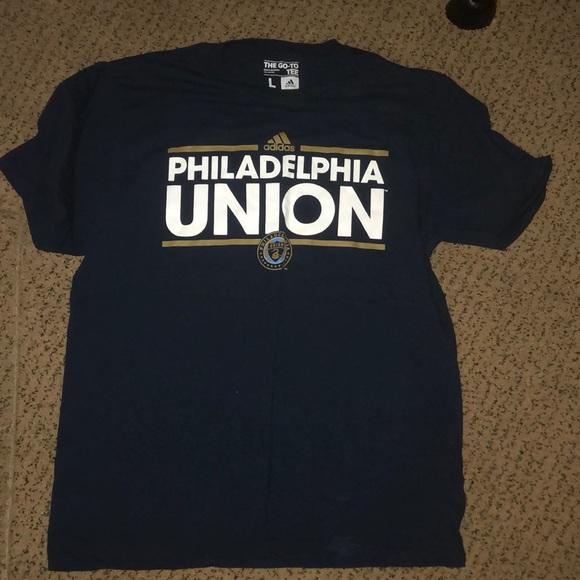 finest selection f538b 7603e Men's Adidas Large Philadelphia Union T shirt